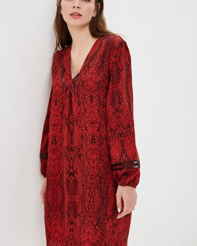 Платье - красное Sweewe