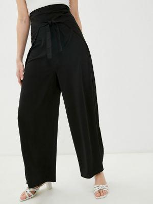 Черные брюки повседневные Moki