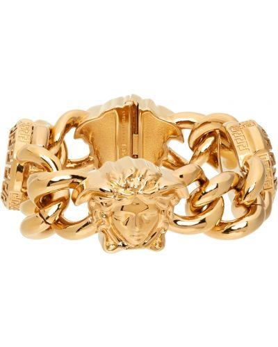 Браслет - золотой Versace