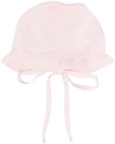 Różowy kapelusz bawełniany Siola