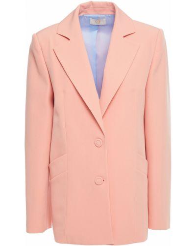 Текстильный пиджак с карманами Sara Battaglia
