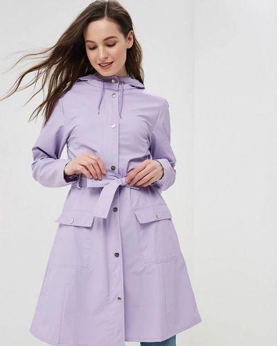 Плащ фиолетовый Rains