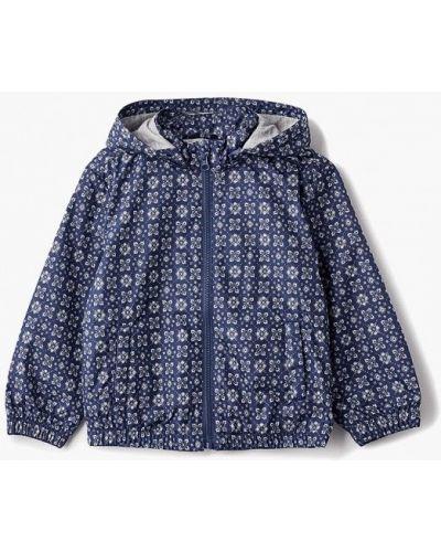 Синяя куртка весенняя Gap