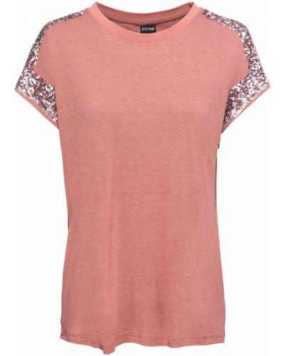 d68c8fb62fc Купить блузки коричневые с коротким рукавом в интернет-магазине ...