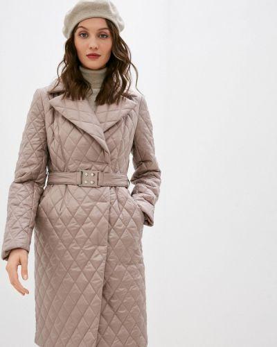 Коричневая утепленная куртка Avalon