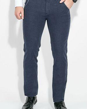 Классические брюки - синие Time Of Style