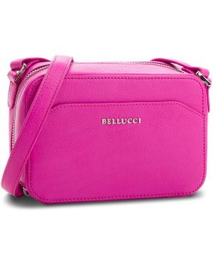 Różowa torebka Bellucci