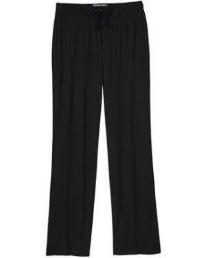 Свободные брюки из вискозы с поясом Atlas For Men