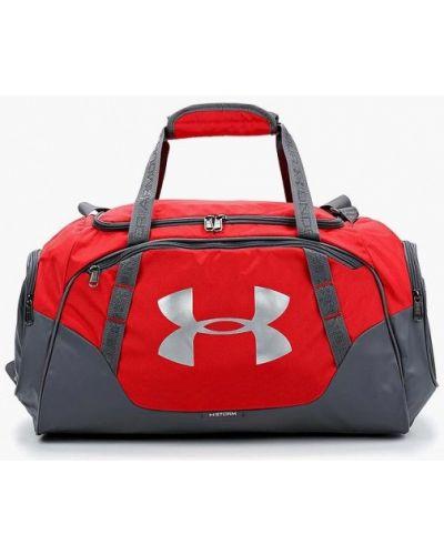 Красная спортивная сумка Under Armour