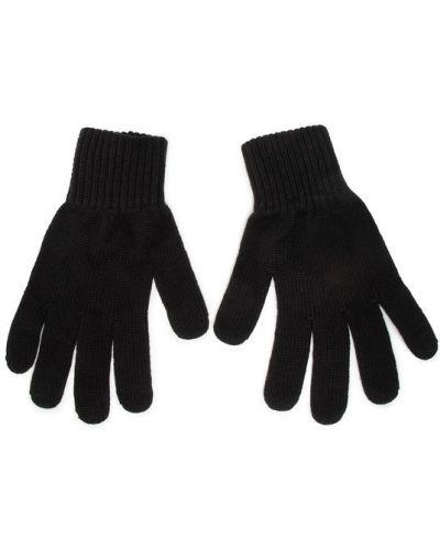 Czarne rękawiczki Calvin Klein Jeans