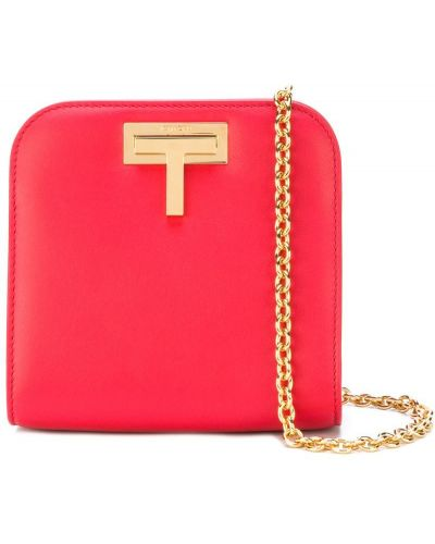 Маленькая сумка кожаный на плечо Tom Ford