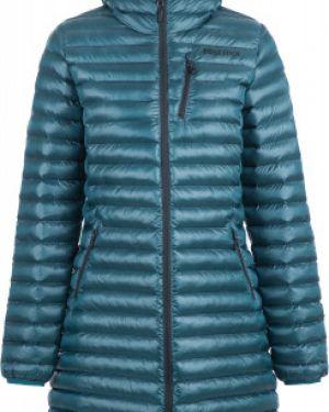 Куртка с капюшоном утепленная спортивная Marmot