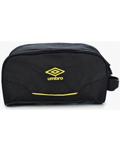 Спортивная сумка черная Umbro
