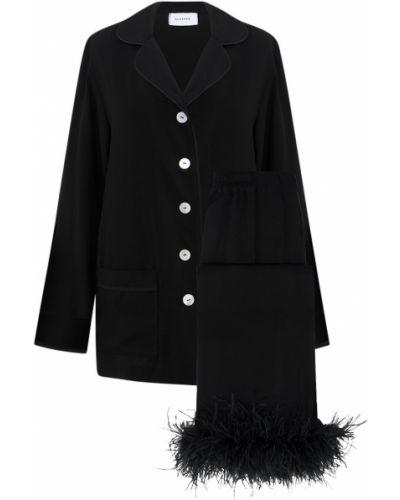 Czarna piżama Sleeper