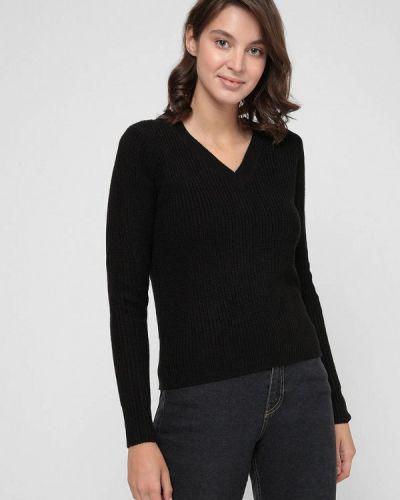 Черный пуловер Terranova
