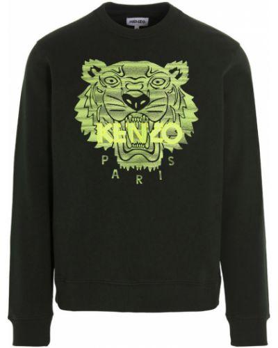 Sweter - zielony Kenzo