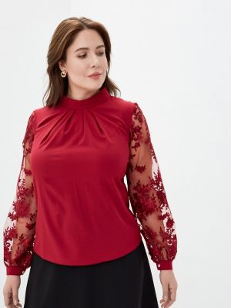 Блузка - красная Mankato