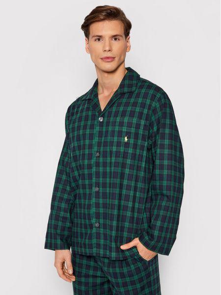 Piżama - zielona Polo Ralph Lauren