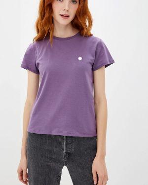 Поло фиолетовый Carhartt