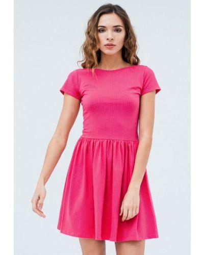 Розовое платье Mascot
