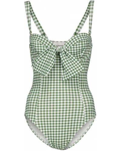 Zielony strój kąpielowy Alexandra Miro