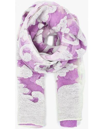 Фиолетовый палантин Venera