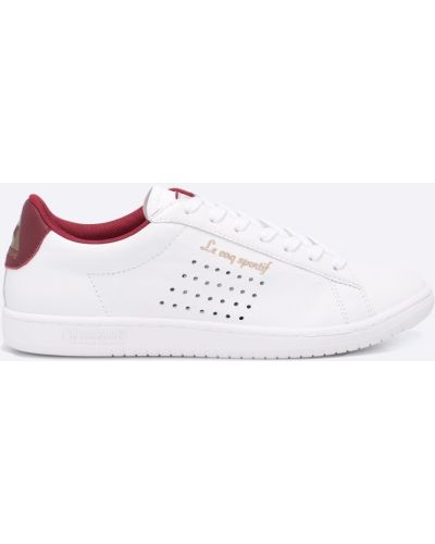 Белые кроссовки Le Coq Sportif