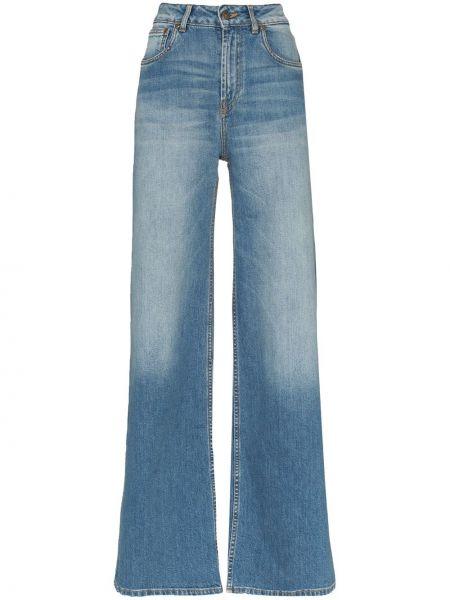 Пляжные джинсы с высокой посадкой Rockins