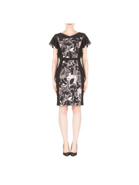 Czarna sukienka elegancka Joseph Ribkoff