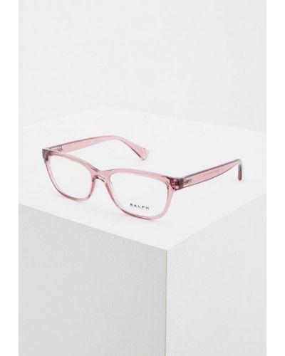 Розовая оправа Ralph Ralph Lauren