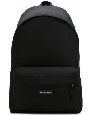 Рюкзак черный текстильный Balenciaga