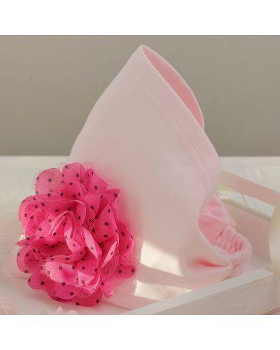 Косынка детский розовый Hoh Loon