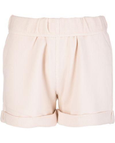 Beżowe spodnie Frame