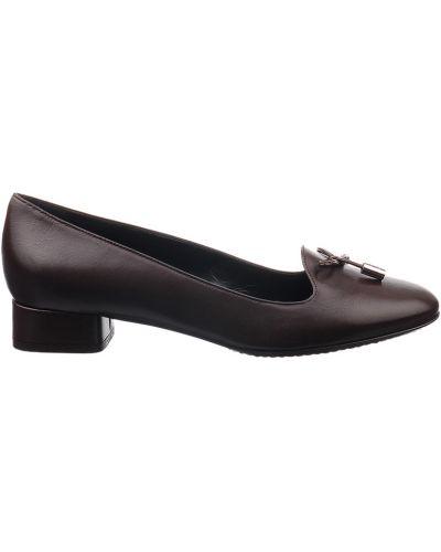 Черные туфли Moncler