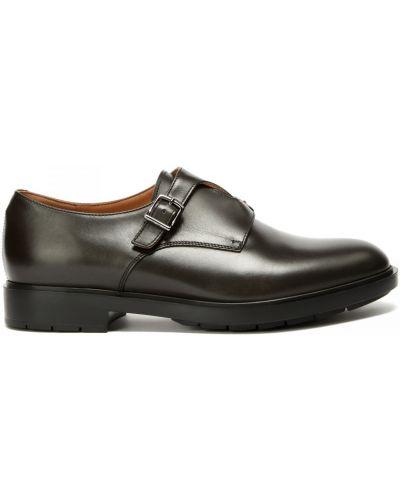 С ремешком кожаные туфли закрытые Fratelli Rossetti One