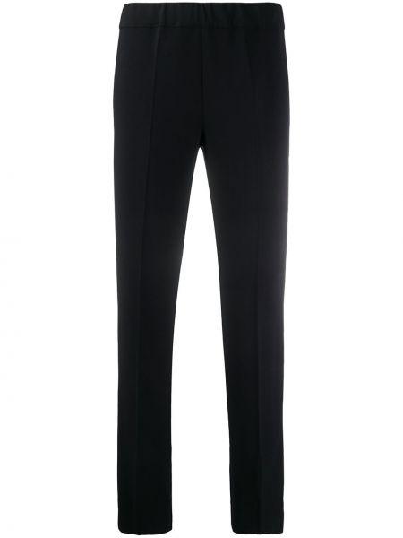 Черные брюки с поясом D.exterior