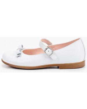 Туфли белые Pablosky