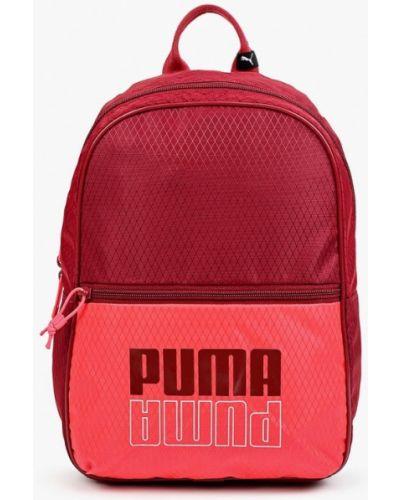Красный зимний рюкзак Puma