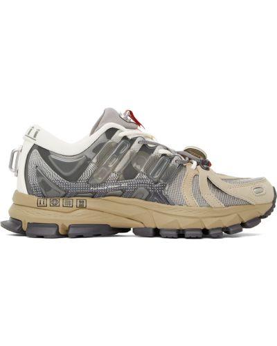 Кожаные кроссовки - белые Li-ning