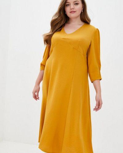 Платье - желтое Jhiva