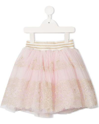 Розовая юбка Lesy