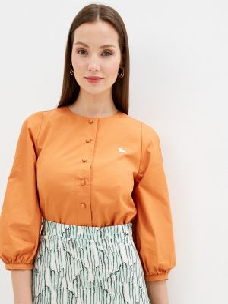 Блузка с длинным рукавом весенний Akhmadullina Dreams
