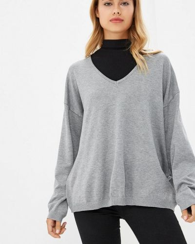 Серый пуловер Care Of You