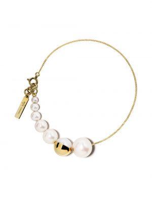 Золотой браслет Tasaki