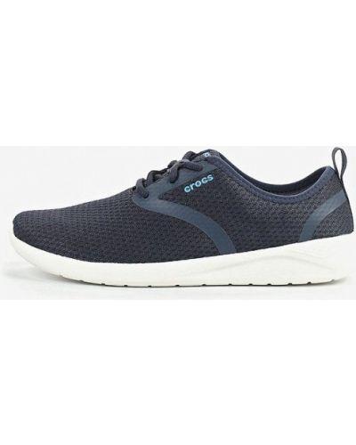 Кроссовки синий Crocs