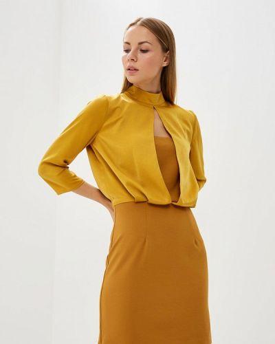 Платье желтый Tutto Bene