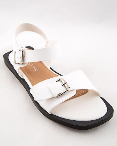 Белые туфли из искусственной кожи Stefaniya Nina