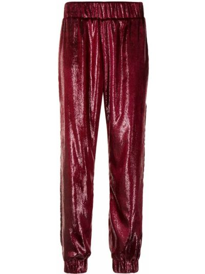 Spodnie z aksamitu Haney