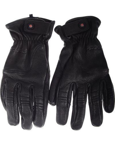 Кожаные перчатки черные Roeckl Sports