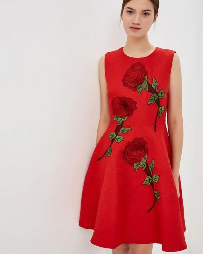 Вечернее платье - красное Jan Steen